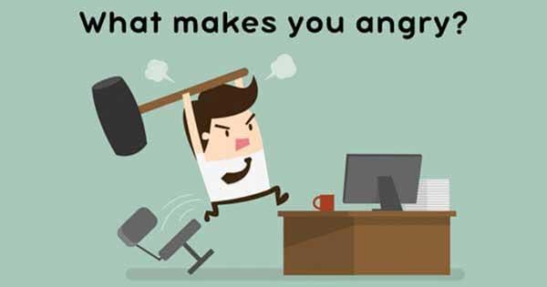 Diễn tả sự giận dữ trong Tiếng Anh