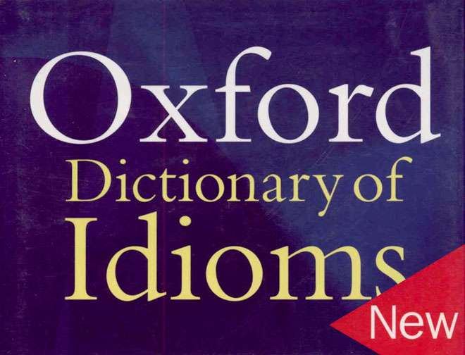 Ebook Oxford Dictionary of Idioms