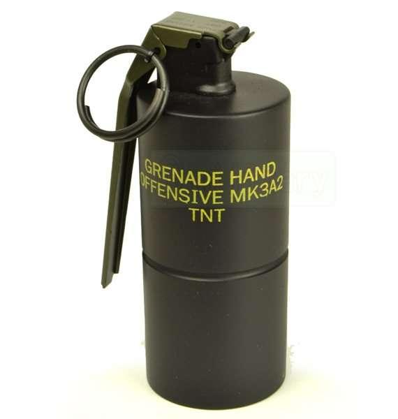 Concussion Grenade addon - Battlefield 2 - Mod DB