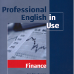 professional english in use finance pdf free download