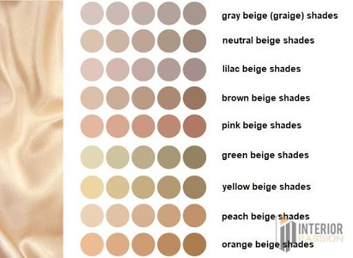 Màu Beige là màu gì?